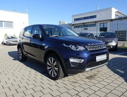 Land Rover Discovery Sport 2.0L TD4 HSE AWD 180k