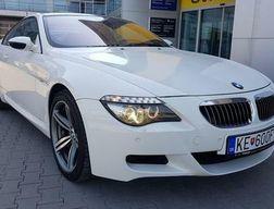 BMW 6 E63 COUPÉ M