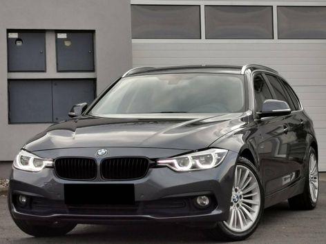 BMW Rad 3 Touring 318d  Luxury Line